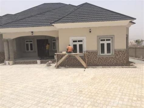 Pictures Of Bungalows Houses In Nigeria