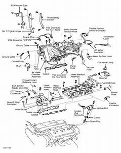 2000 Lexus Es300 Engine Diagram In Addition Nissan Pathfinder Throttle Body U2026