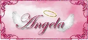 Pin Graffiti Name Angie on Pinterest