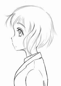 Manga seitlich Männlich/Weiblich? (zeichnen)