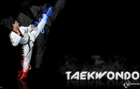 Скачать обои Taekwondo (Спорт, единоборства, тхеквондо ...