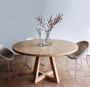 Table Ronde Cuisine : la plus originale table de cuisine ronde en 56 photos ~ Teatrodelosmanantiales.com Idées de Décoration