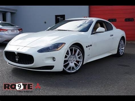Maserati 2010 Price by 2010 Maserati Granturismo Read Owner And Expert Reviews