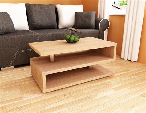 couchtisch design holz couchtisch modern 100cm wohnzimmertisch 100x55cm sofatisch tisch design holz kaufen bei madera