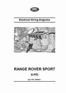 Land Rover   Range Rover Sport L494 Pdf Set Of Manuals And
