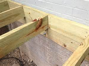 joist ledger question doityourself com community forums