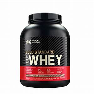 Optimum Nutrition Gold Standard 100  Whey Protein 5lb Discounted Low Price New