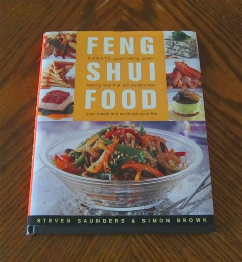feng shui cuisine a feng shui cookbook the feng shui foodie