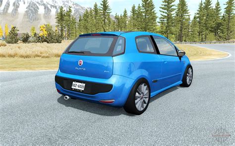 fiat punto 199 fiat punto evo sport 199 2009 for beamng drive