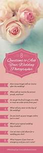 8 questions to ask your wedding photographer wedding With questions for wedding photographer