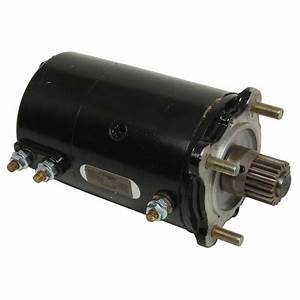 Ramsey Replacement Power Drive Winch Motors 251214