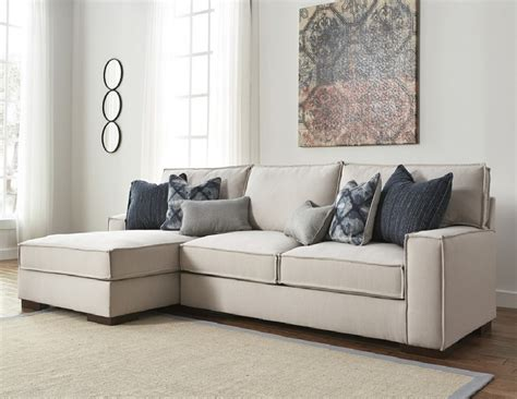 Kendleton Sectional 54704 By Ashley Furniture Stone Color
