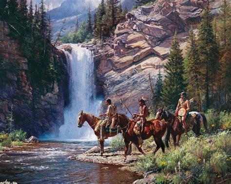 Martin Grelle Western Artist Western Art Комментарии