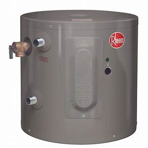 Rheem Performance 6 Gal  6 Year 2000