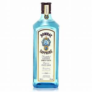 Bombay Sapphire London Dry Gin 1.0L (47% Vol.) - Bombay ...  Bombay