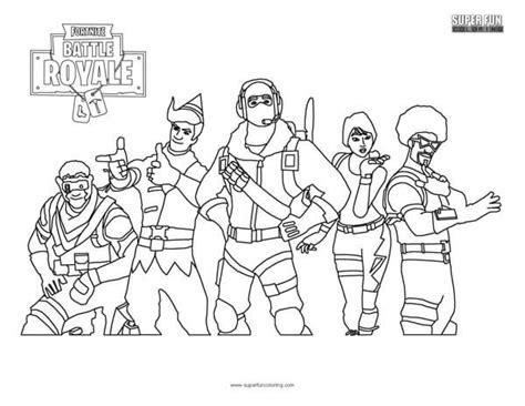 Best Coloriage Fortnite Battle Royale Scar Dessin Ofertasvuelo
