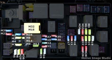 2008 Jeep Wrangler Fuse Box Location by 2013 Wrangler Jkpdc Blade Fuses Jeep Road Adventures