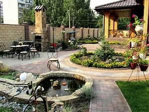 Gartengestaltung Ideen Beispiele : gartengestaltung beispiele 29 bezaubernde ideen als inspirationsquelle ~ Bigdaddyawards.com Haus und Dekorationen