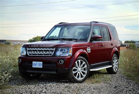 lr4 land rover review 2016 land rover lr4 hse lux canadian auto review