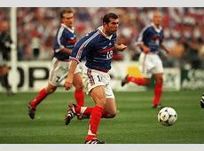 Zinédine Zidane France's Most Gifted Son Football Whispers