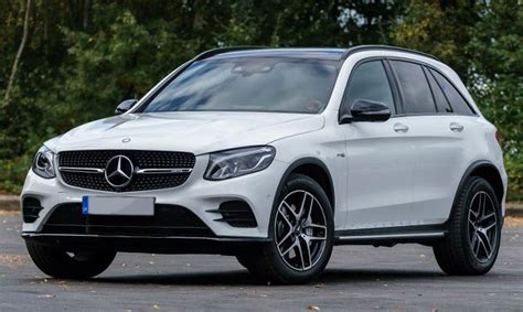 Easiest Suv To Work On by Mercedes Amg Magic Works On Glc Suv