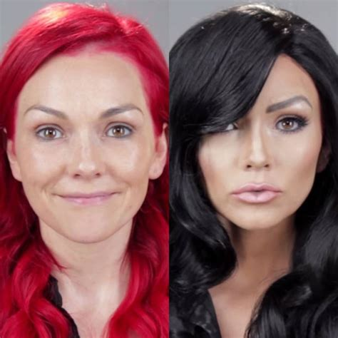 This Makeup Artist Turns Into Kim, Khloé, Kylie & Kris in ...