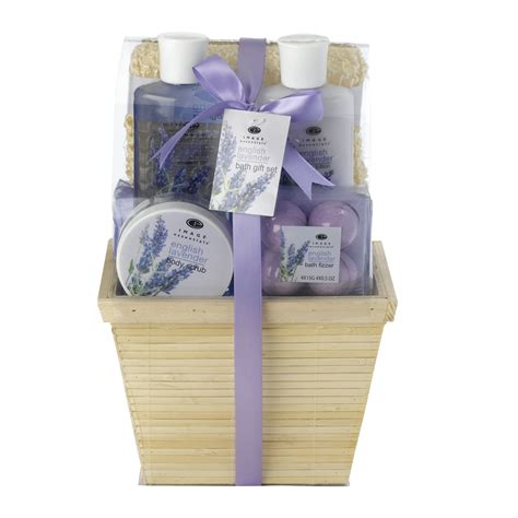 image essentials 4pc bath body gift set lavender
