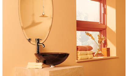 most flattering color to paint a bathroom sensational color