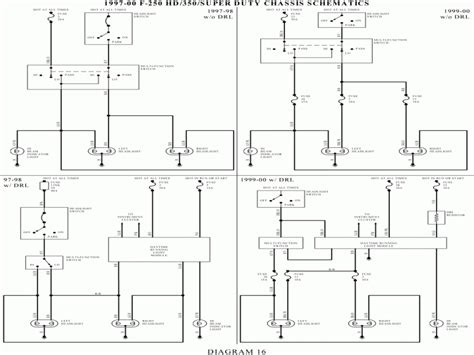 Electrical Wiring Diagram Ford F 250 by Ford F 250 1997 Electrical Diagram Wiring Forums