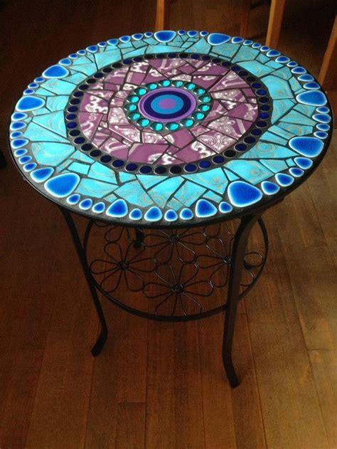 mosaiktisch mit stühlen die besten 25 mosaik ideen auf mosaik mosaikkunst und mosaikprojekte