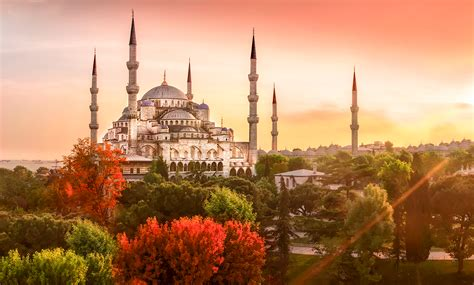 Blue Mosque Wallpaper 4k by Istanbul Turkey Wallpapers In 4k All Hd Wallpapers