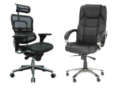 mesh vs leather chair which one is right for you comfy
