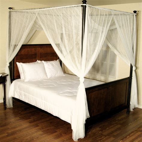 furniture appealing white canopy for bed design founded project