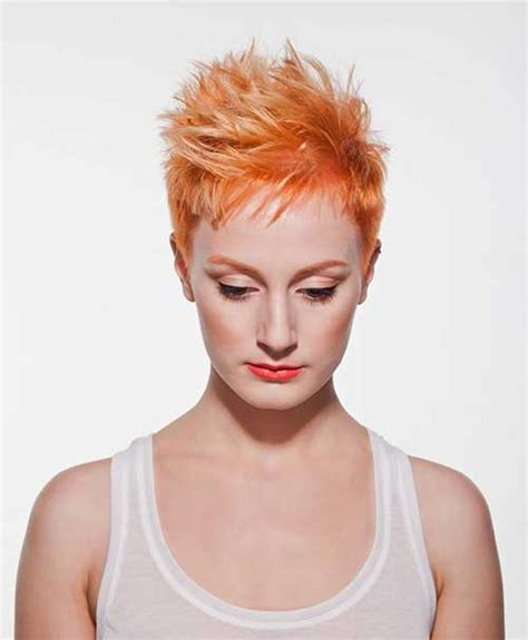Spiky Pixie Hairstyles by 25 Spiky Pixie Cuts Pixie Cut 2015