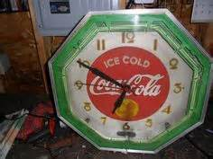 1000 images about COCA COLA clock on Pinterest