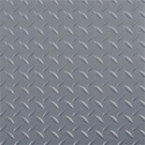 Rubber Garage Flooring Home Depot by Husky 7 5 Ft X 17 Ft Grey Universal Flooring