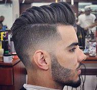 Men's High Fade Haircut