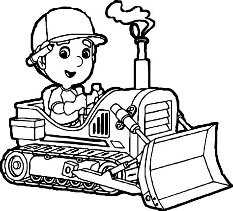 You can print the coloring pages, or color them online with color gradients and patterns. Bulldozer Drawing | Free download on ClipArtMag