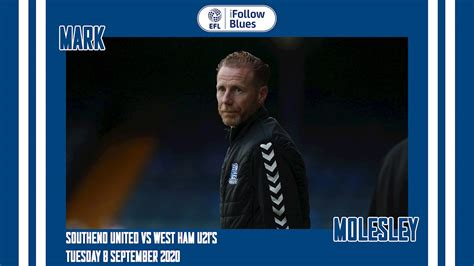 IFOLLOW BLUES: MARK ON THE DEFEAT TO WEST HAM U21'S - News ...