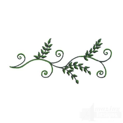 vines and designs vine border