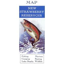 strawberry reservoir map