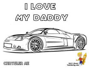I Love Daddy Coloring Pages Printable