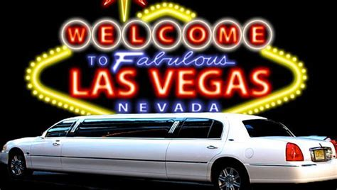 Vegas Limousine Service by Limousine Transfer From Las Vegas International Airport To