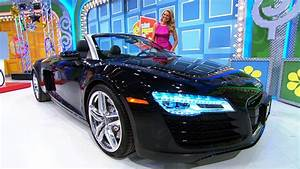 Audi R8 Spyder On  U0026quot The Price Is Right U0026quot