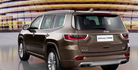 2020 Jeep Commander by 2020 Jeep Grand Commander Specs 2020 Jeep