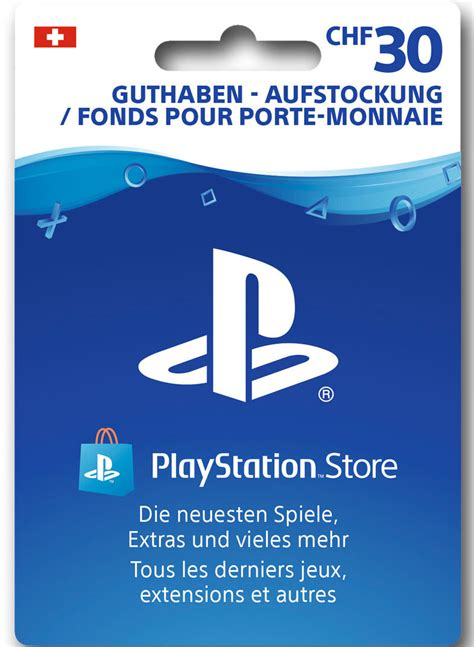 playstation store guthaben chf sony playstation
