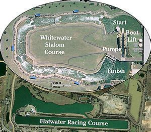 Boat Parts Penrith by Penrith Whitewater Stadium Map The Wiki