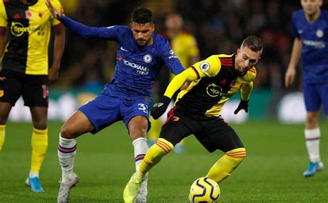 Chelsea vs Watford Predicted Lineup and Preview | EPL 19 ...