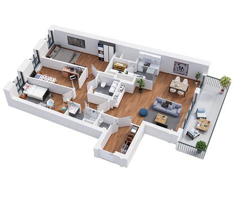 chambre d h e bruxelles centre plan 3d chambre plan d marseille vue isomtrique bouche