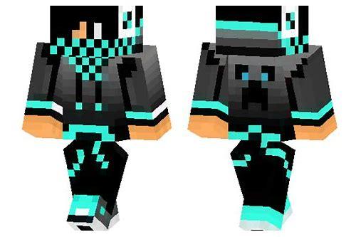 baixar minecraft pe link skin creator